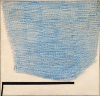 Blue Development no. 2, 1964