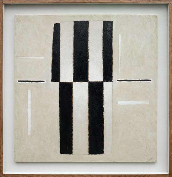 Forms Black White and Grey, 1965