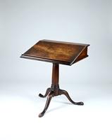 The Trinity College Mahogany Reading Tables by Richard Shepherd