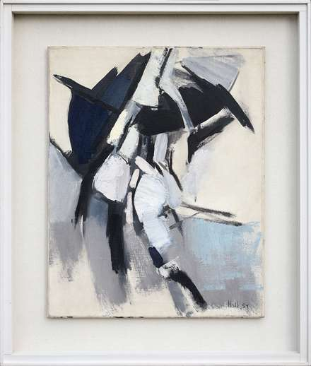 Composition Grey, 1959