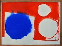 Blue Disk Flooding, 1964